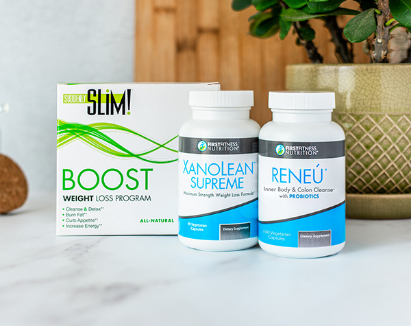 First Fitness Nutrition Suddenly Slim Boost